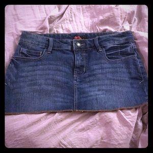 💕Denim Skirt Euc Medium